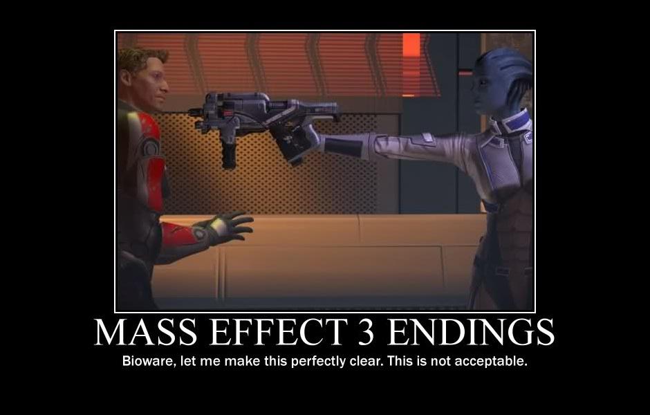 Mass Effect 3 a jeho (ne)slavný konec 5269