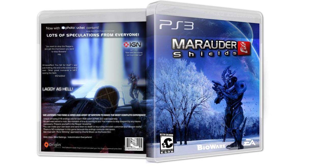 Mass Effect 3 a jeho (ne)slavný konec 5271