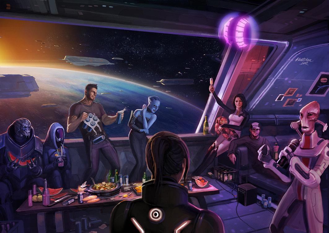 Mass Effect 3 a jeho (ne)slavný konec 5272