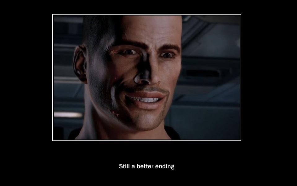Mass Effect 3 a jeho (ne)slavný konec 5277