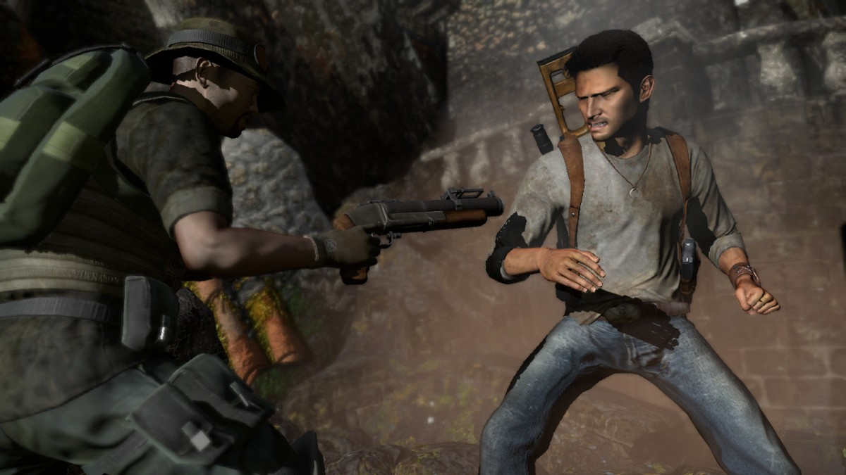Recenze Uncharted - Drake´s Fortune 5307