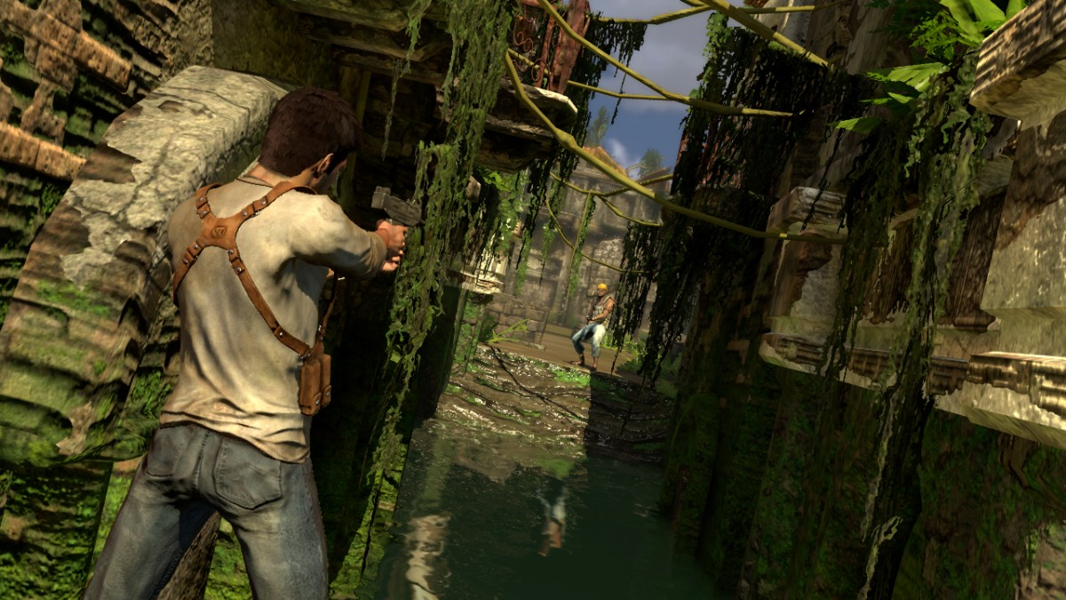 Recenze Uncharted - Drake´s Fortune 5314