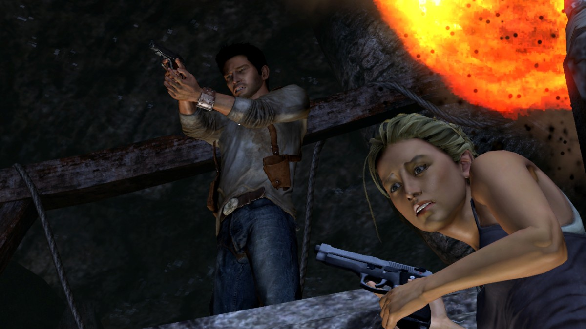 Recenze Uncharted - Drake´s Fortune 5320