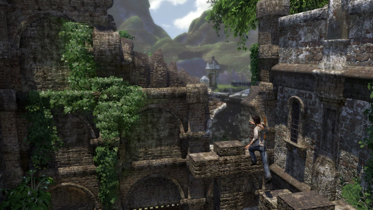 Recenze Uncharted - Drake´s Fortune 5321