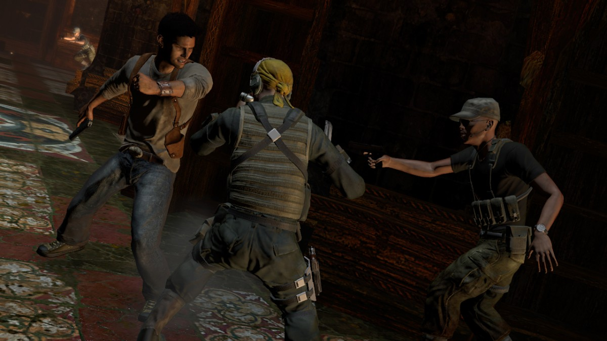 Recenze Uncharted - Drake´s Fortune 5322