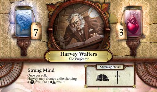 Elder Sign - je libo trochu kostkového hororu? 5527