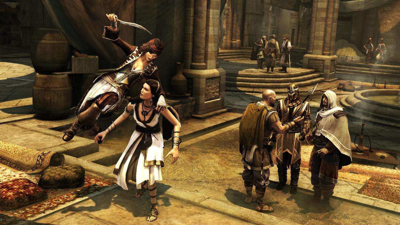 Assassins Creed Revelations + pohled na sérii jako celek 55849