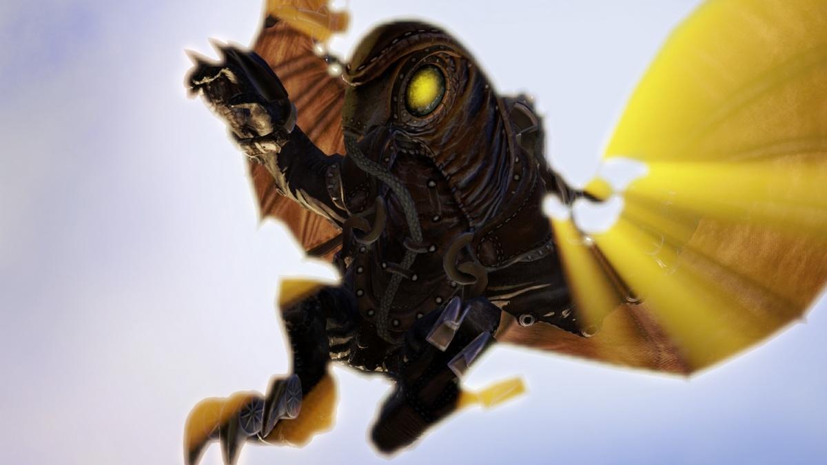BioShock Infinite - Plovoucí město plné fantazie a korupce! 56103