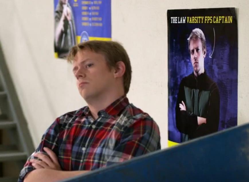 Video Game High School - Kdo chce být progamerem? (webseriál) 5622