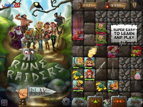 iOS : Rune Raiders 5646