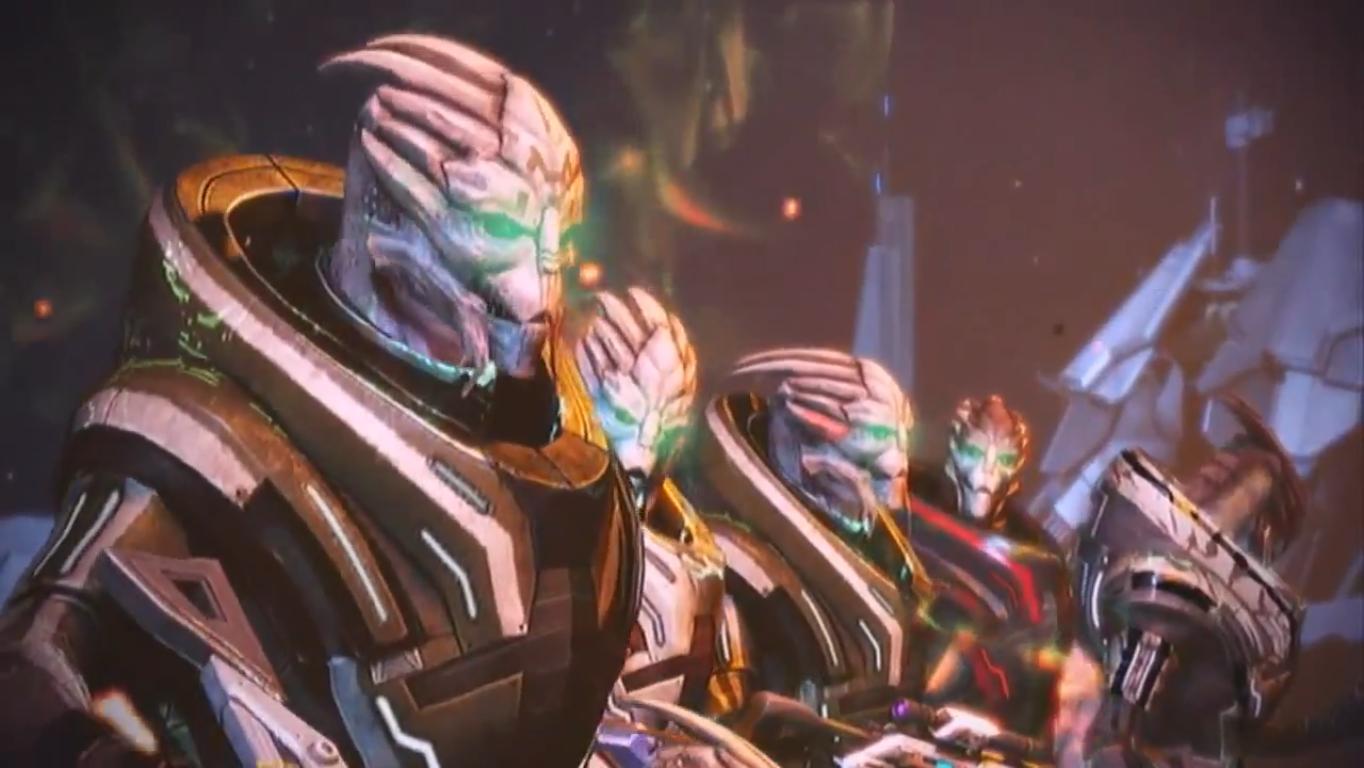 Mass Effect 3: Extended Cut - zkáza nebo spása? (recenze) 5709