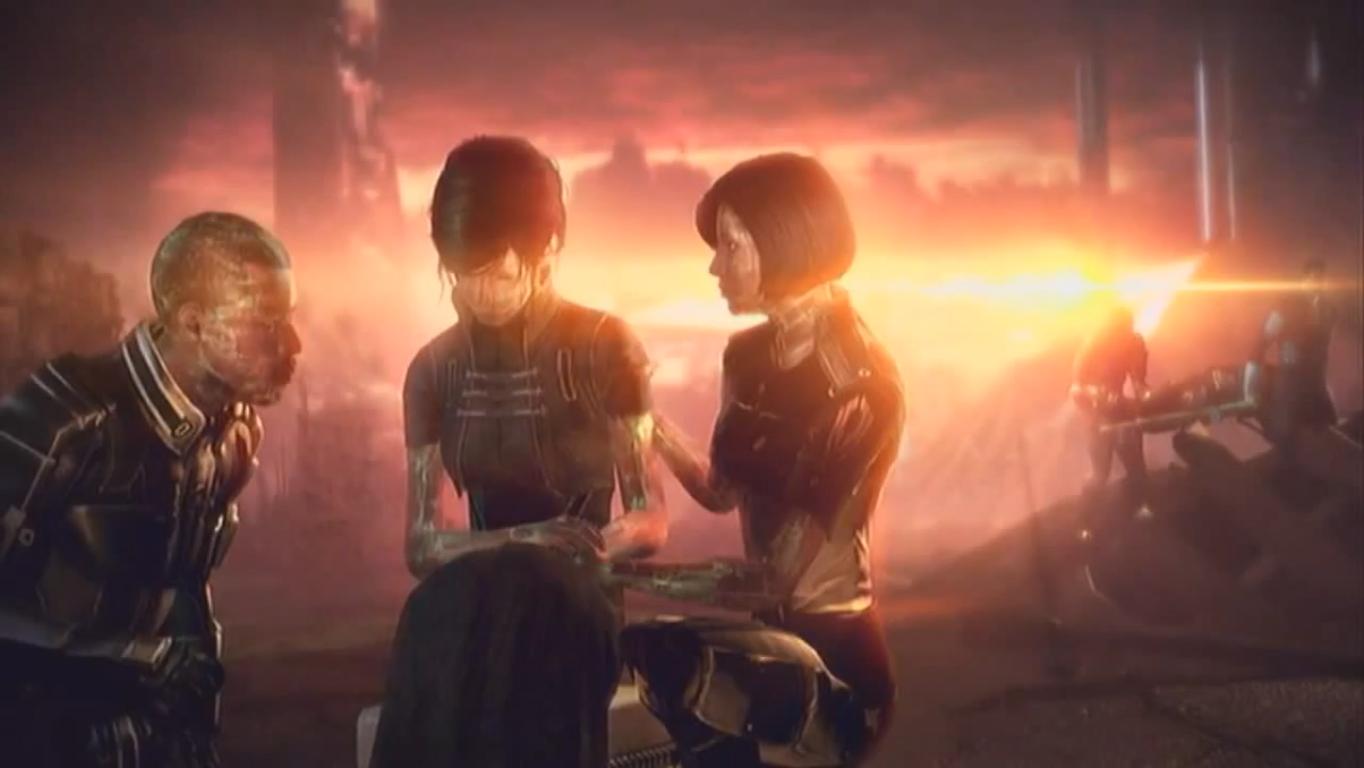 Mass Effect 3: Extended Cut - zkáza nebo spása? (recenze) 5711