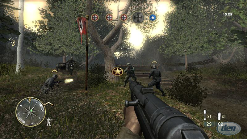 The Gaming history: Call of Duty 5808
