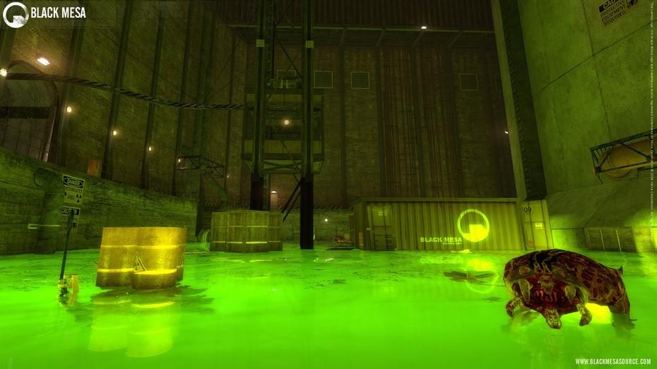 Black Mesa Source se blíží 5853