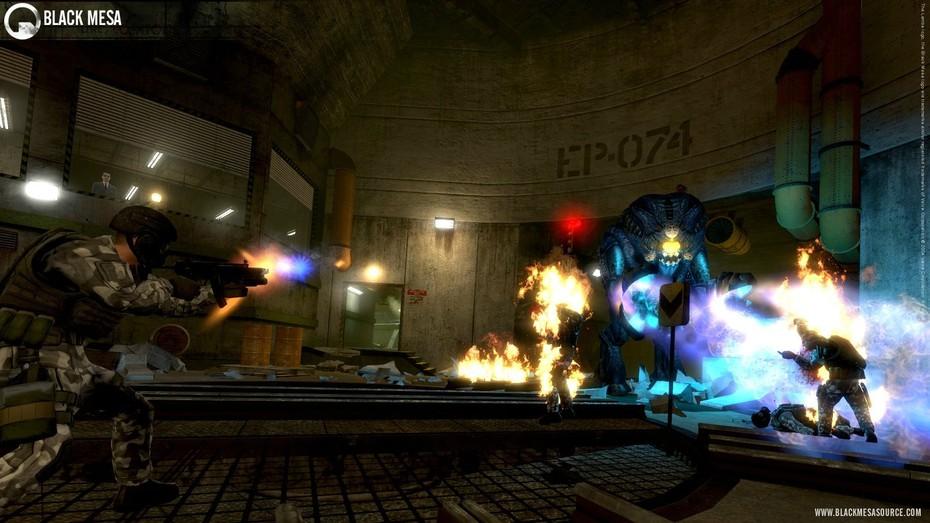 Black Mesa Source se blíží 5854