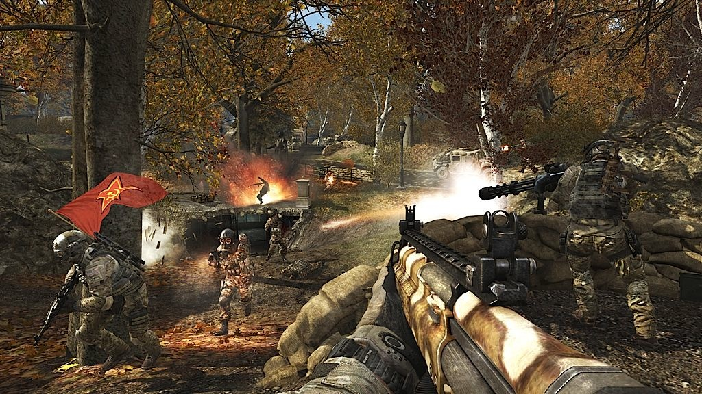 The Gaming history: Call of Duty 58571