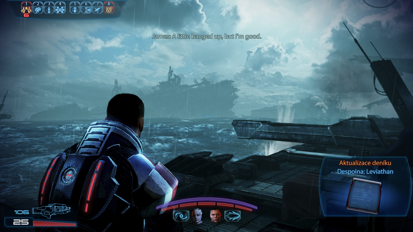 Mass Effect 3: Leviathan - hledání pravdy (recenze) 5858