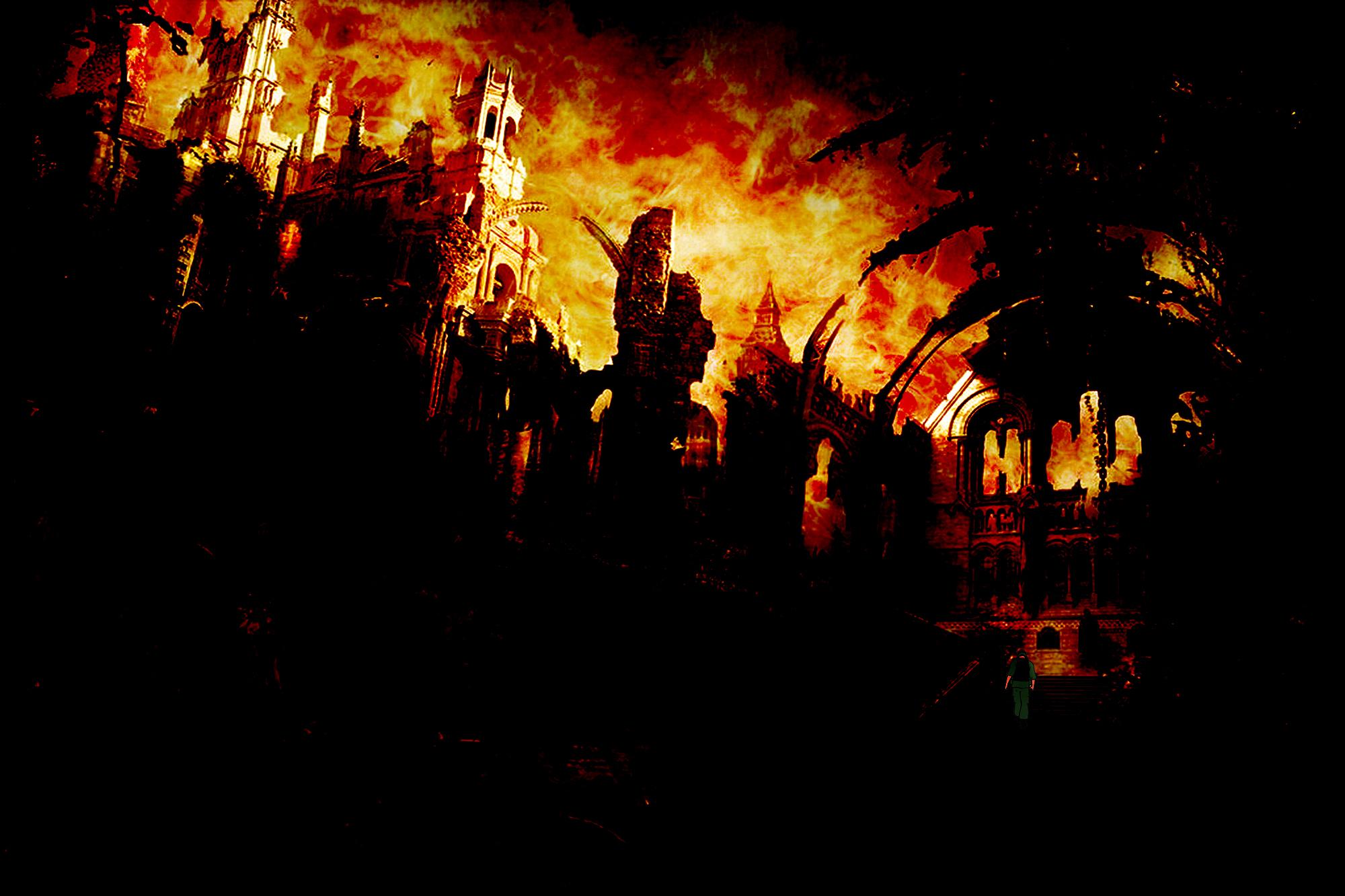 Děti hvězd - kapitola 2: Pod hořícím nebem 5931