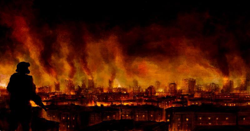 Děti hvězd - kapitola 2: Pod hořícím nebem 5932