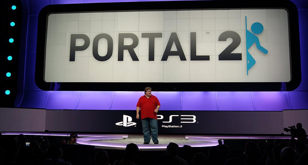 Osobnosti herního průmyslu: Gabe Newell 5935