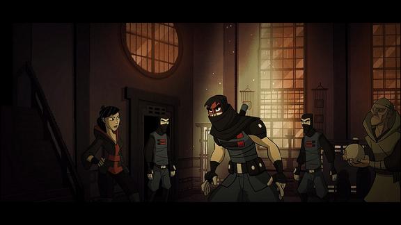 Mark of the Ninja ...smrtící stín ninji 5942