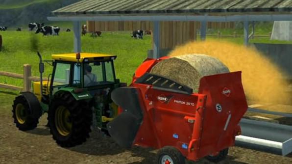 Vyrastal som na farme alebo haló okolo Farming simulátoru 5992