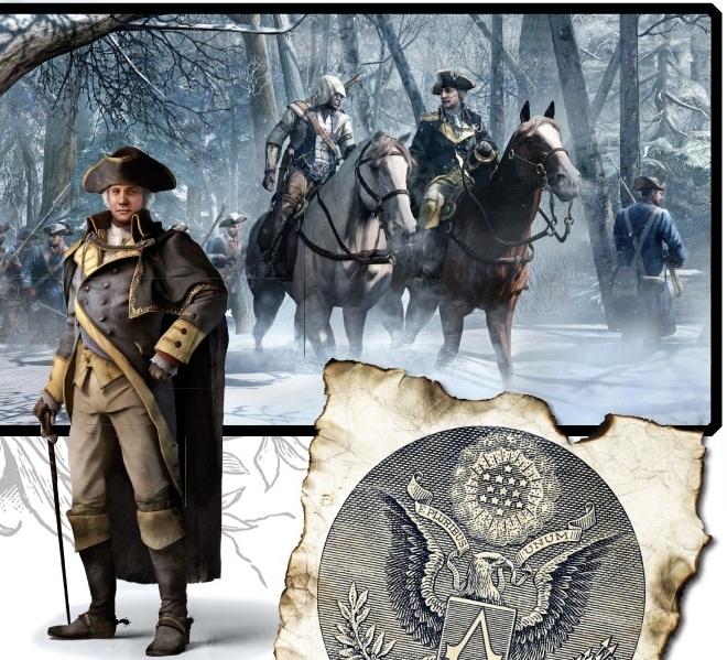 Assassin's Creed3 první detaily:Nový hrdina aneb 'Né všichni angličani jsou zlí' 61471