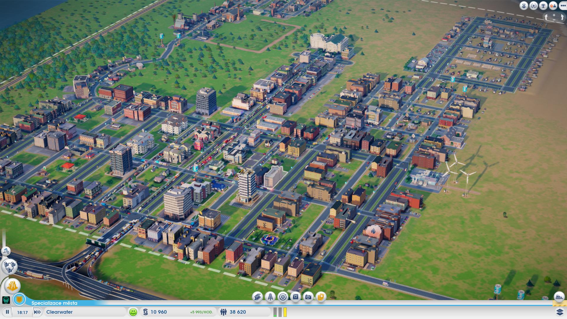 SimCity 2013 dojmy, popis mého postupu 6195