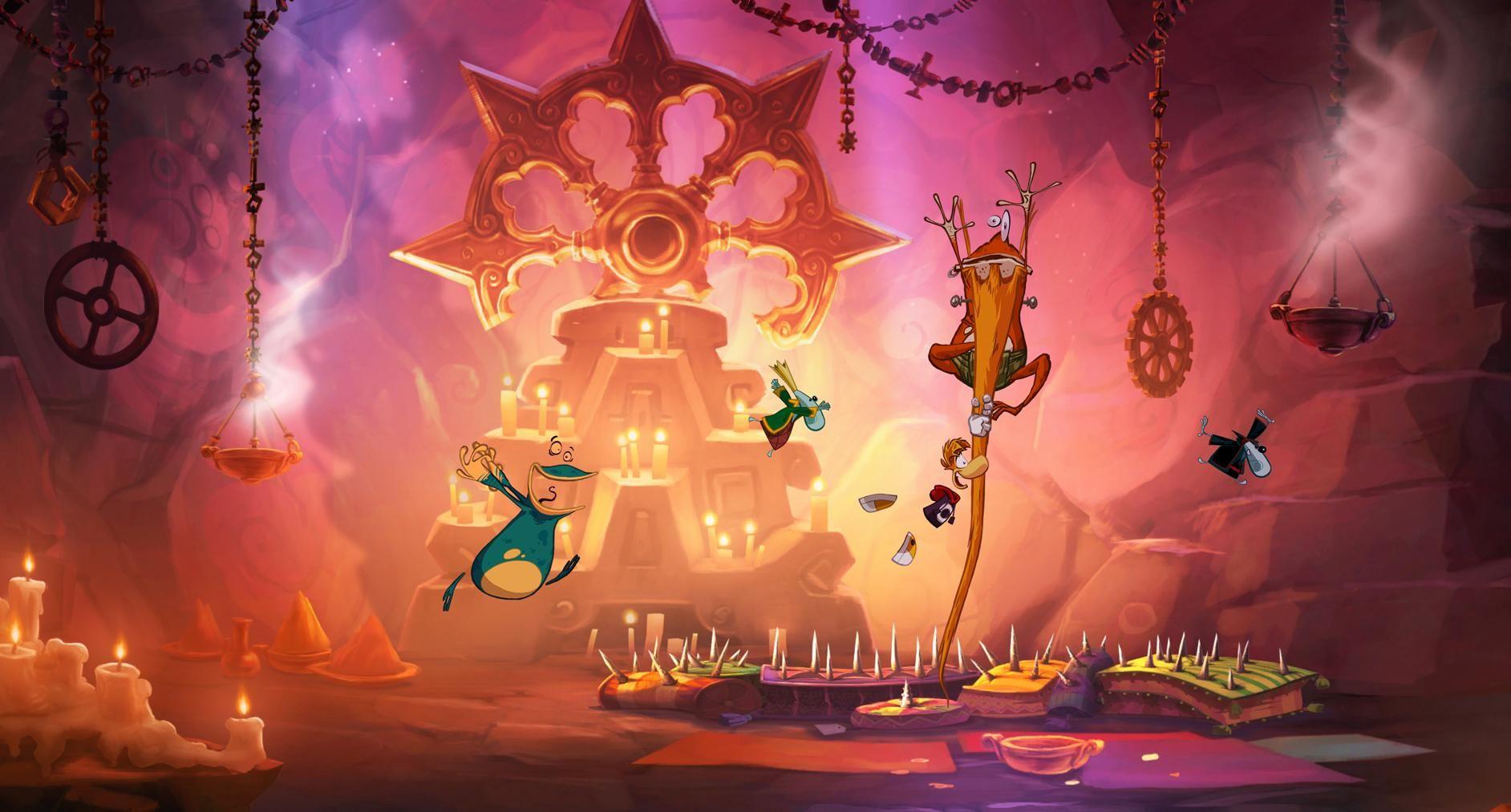 Rayman a jeho návrat 6206