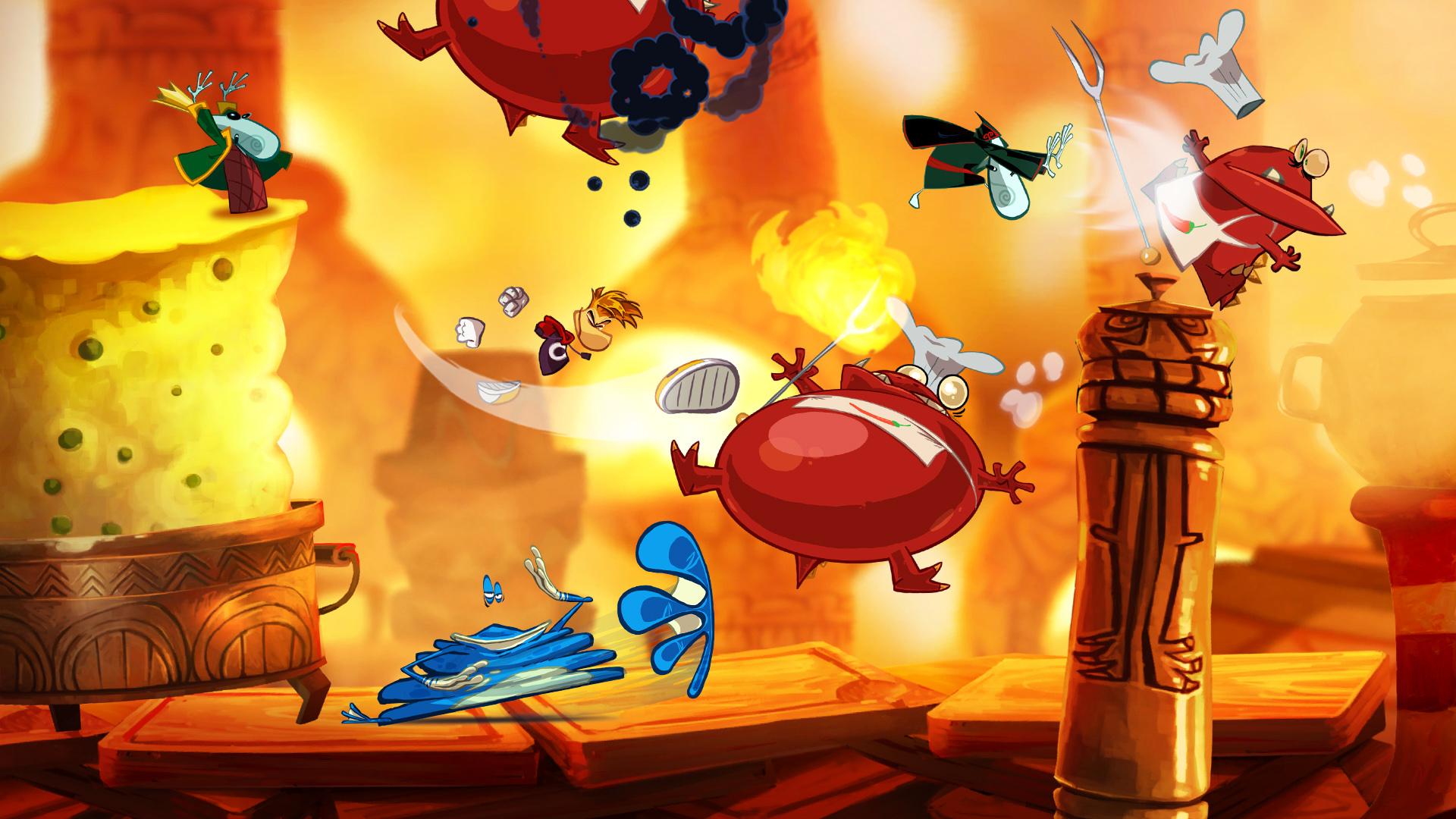 Rayman a jeho návrat 6208