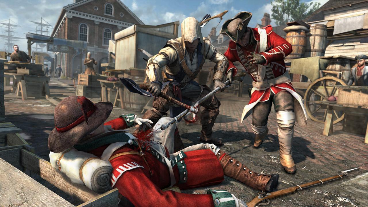 Assassin's Creed 3, boj za svobodu 6257