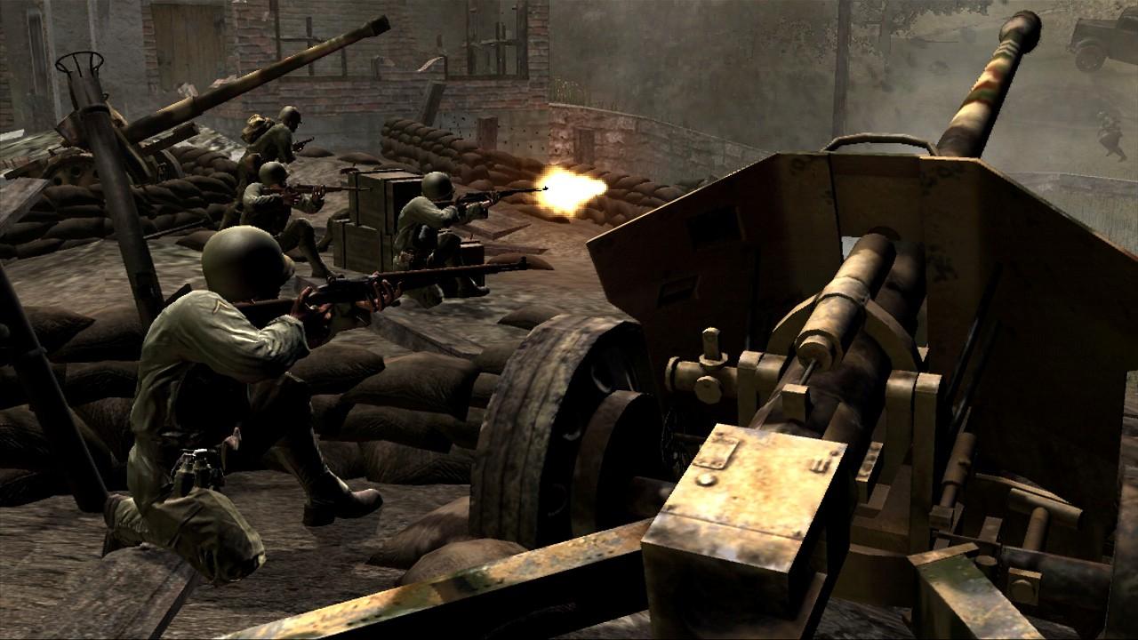 Pohled zpátky: Call of Duty 3 6337