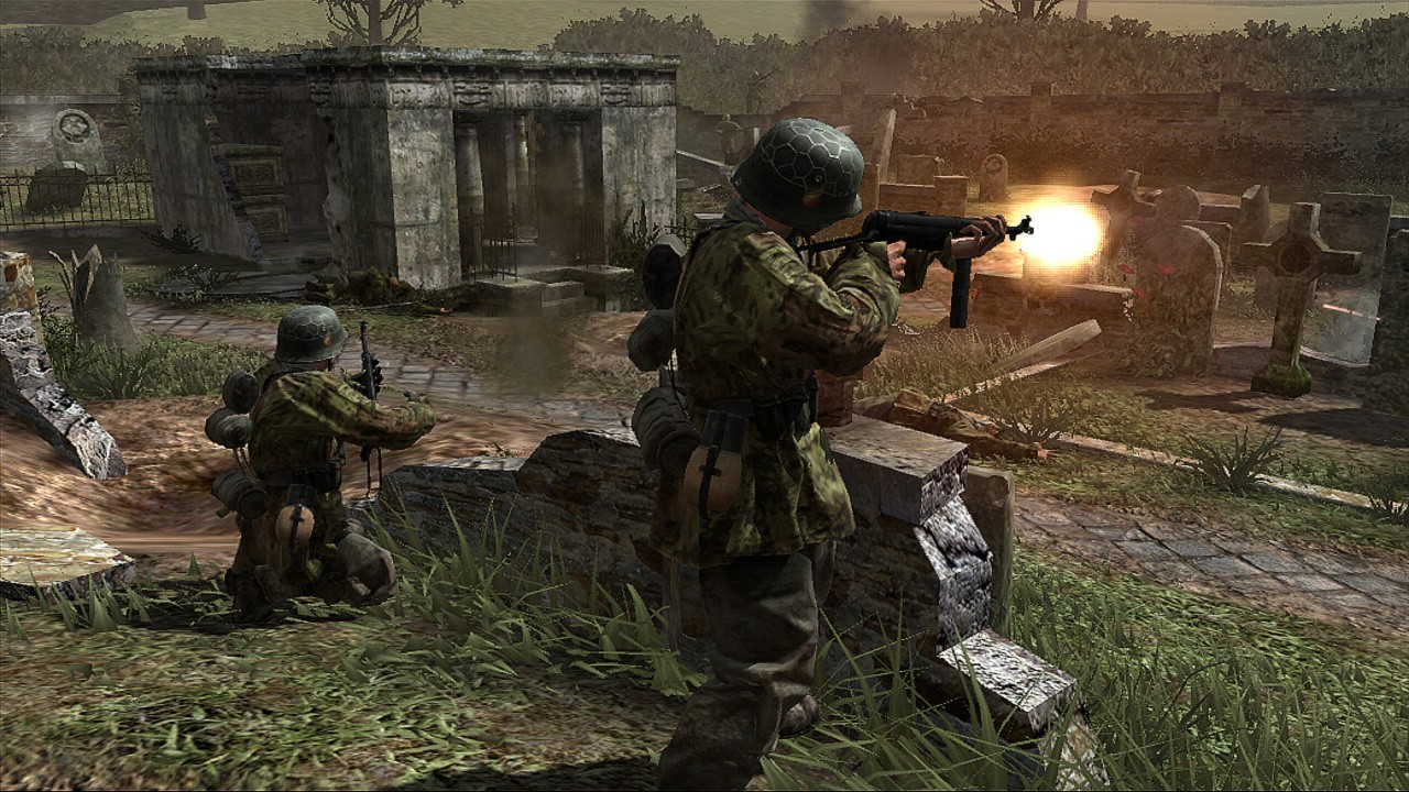 Pohled zpátky: Call of Duty 3 6338