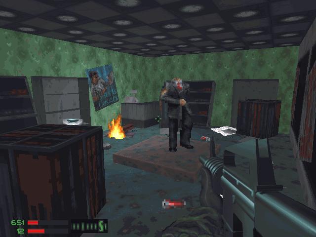 Herní historie: FPS 2.díl - jak se rodí legendy 6368