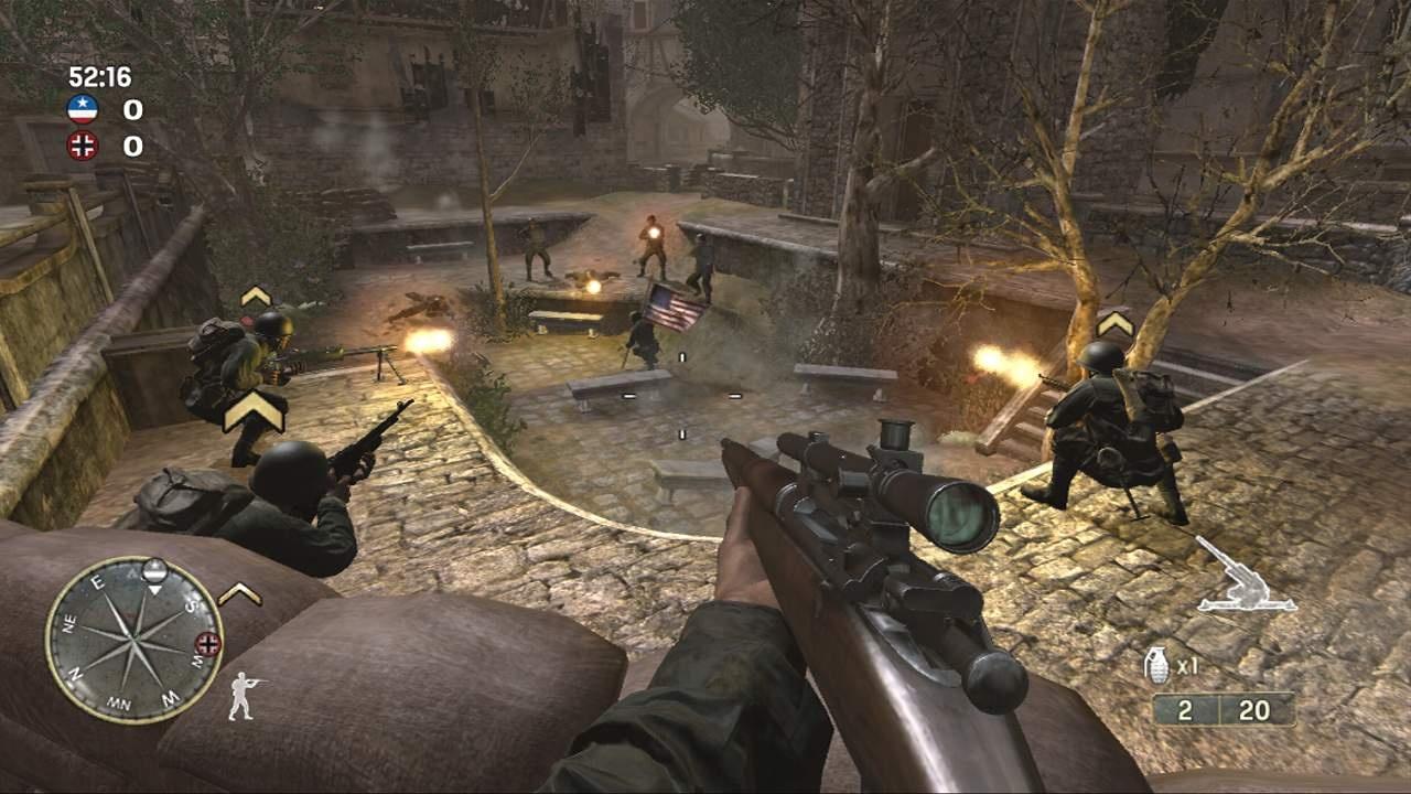 Herní historie: FPS 3.díl - nová éra 6417