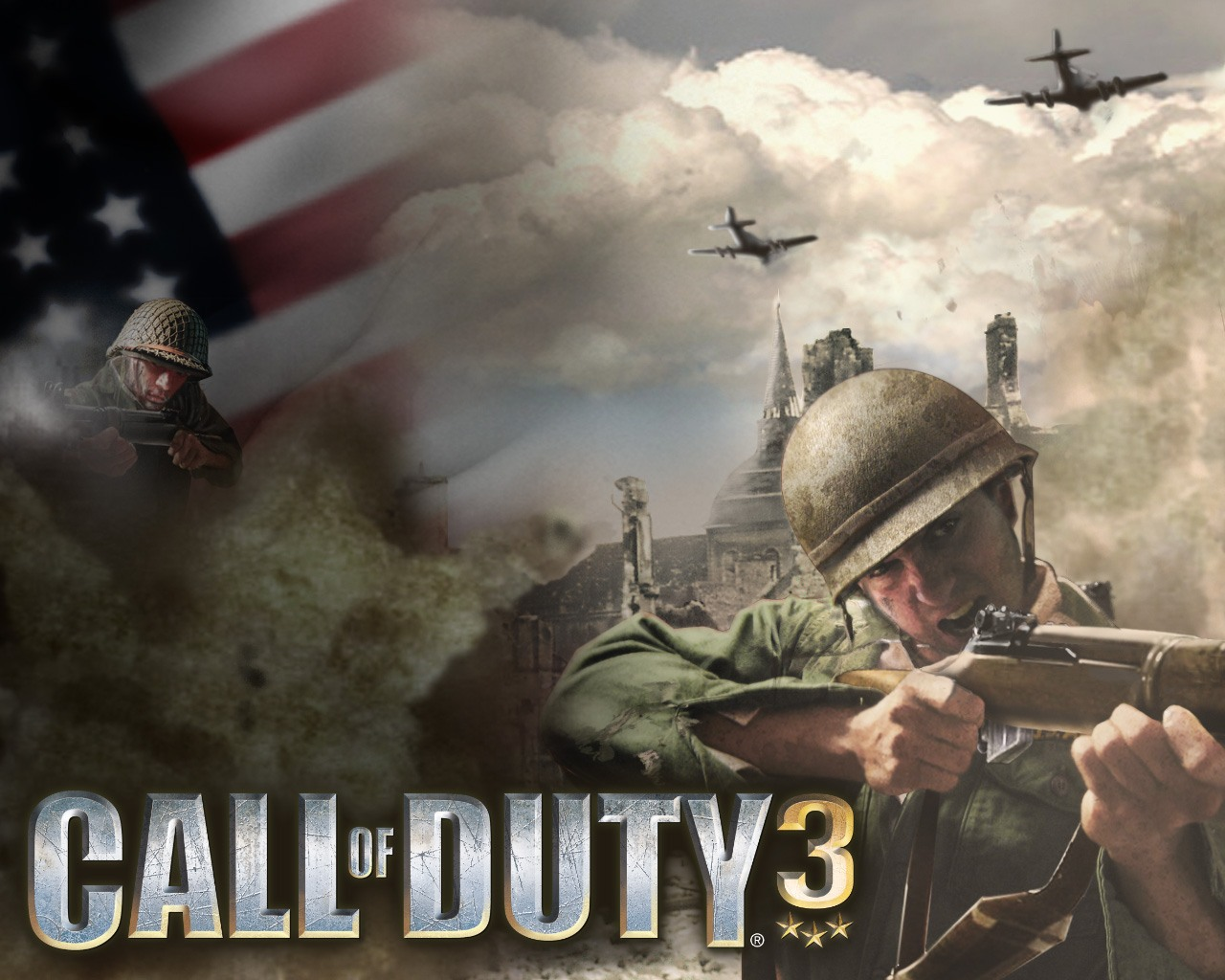 Historie FPS série Call Of Duty 6522