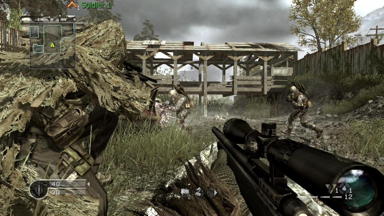 Historie FPS série Call Of Duty 6523