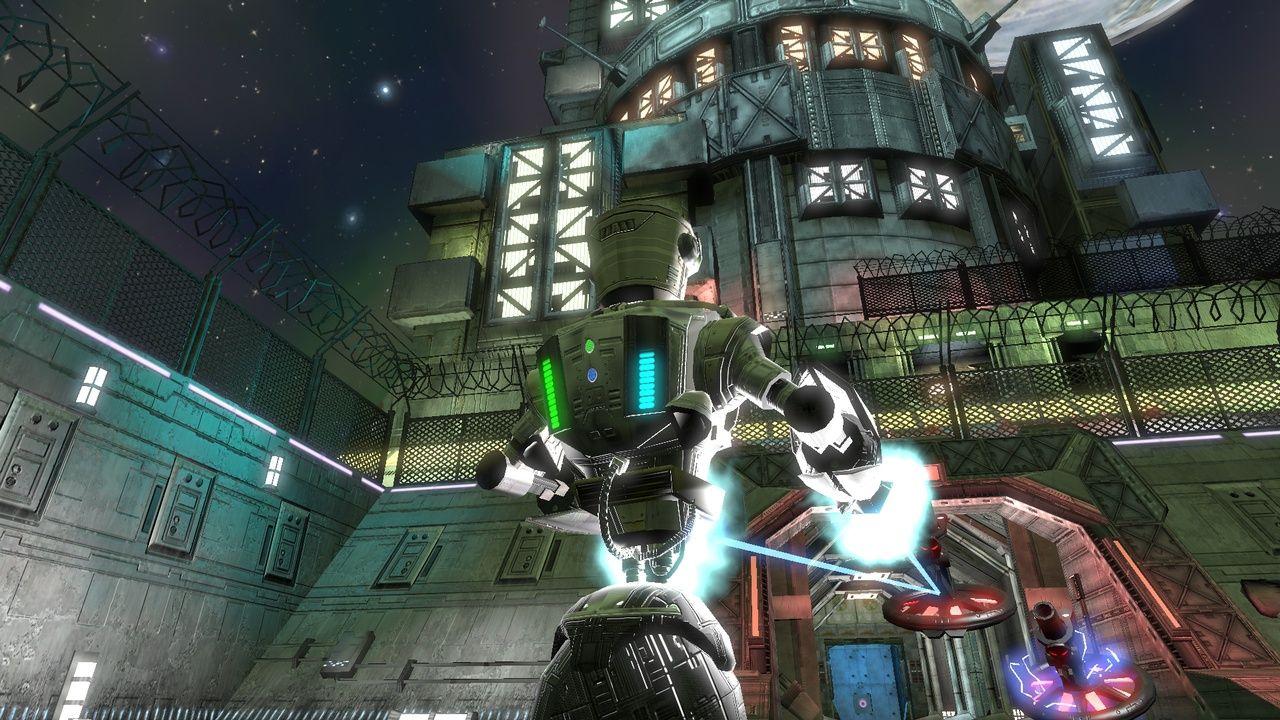 Malé herní návraty: RoboBlitz a Pyroblazer 6541