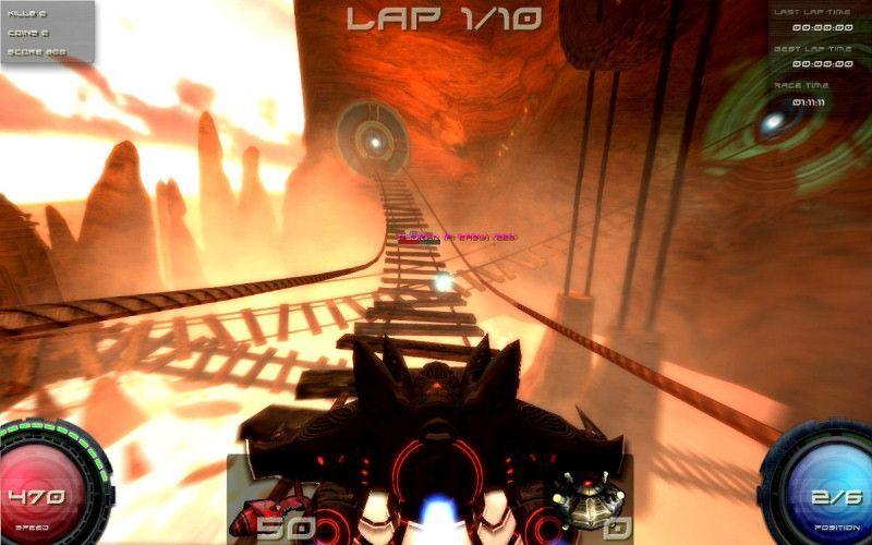 Malé herní návraty: RoboBlitz a Pyroblazer 6542