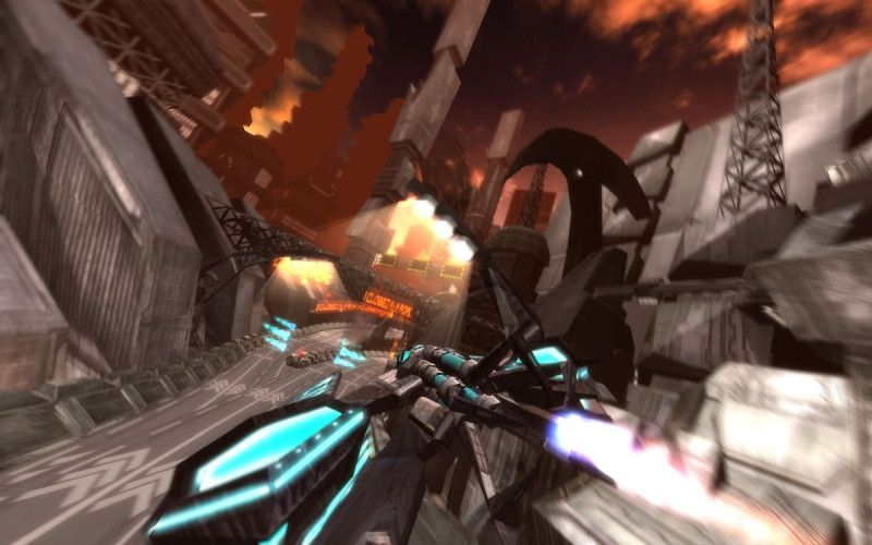 Malé herní návraty: RoboBlitz a Pyroblazer 6543