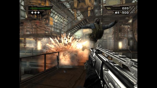 Herní historie: FPS 4.díl - konzolové běsnění 6585