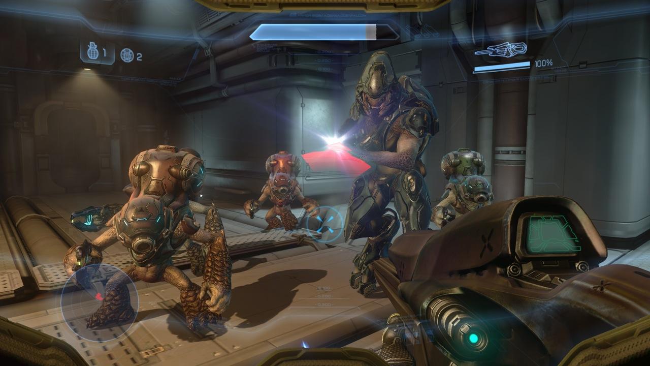Herní historie: FPS 4.díl - konzolové běsnění 6589