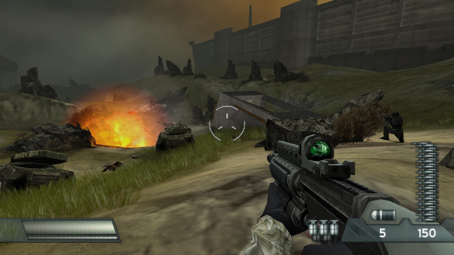 Herní historie: FPS 4.díl - konzolové běsnění 6594