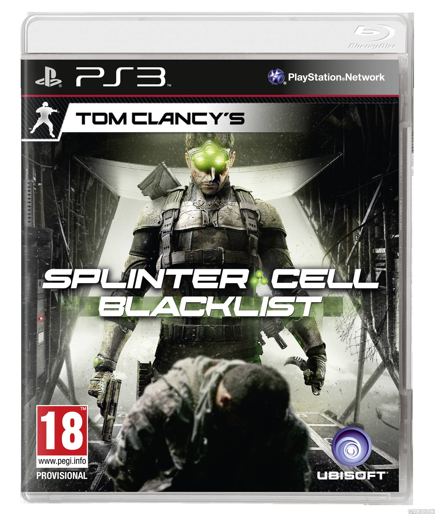 Tom clancy's splinter cell blacklist 65996