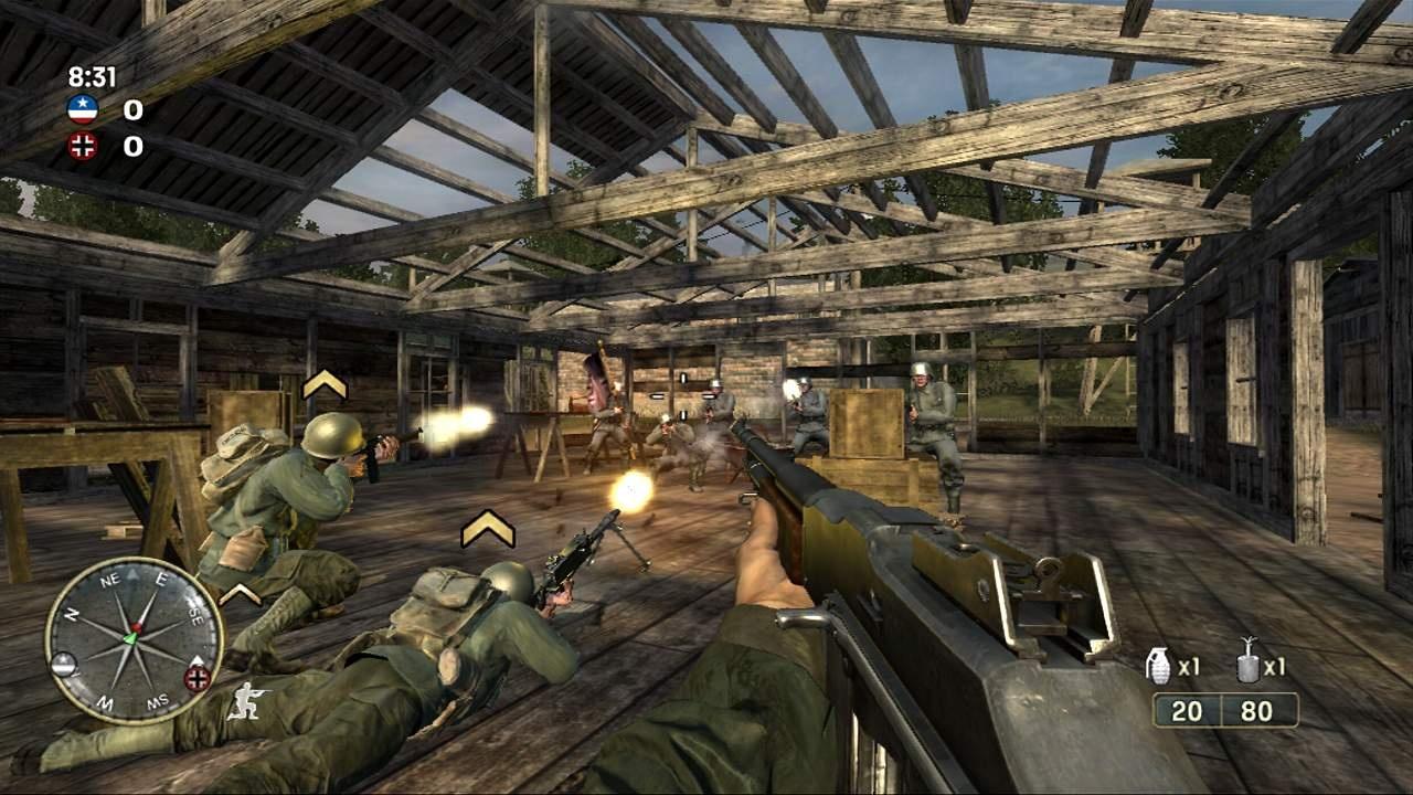 Herní historie: FPS 4.díl - konzolové běsnění 6628