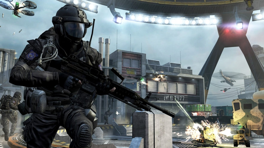 The Gaming history: Call of Duty 66376