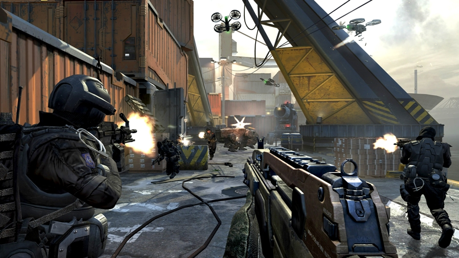 The Gaming history: Call of Duty 66377