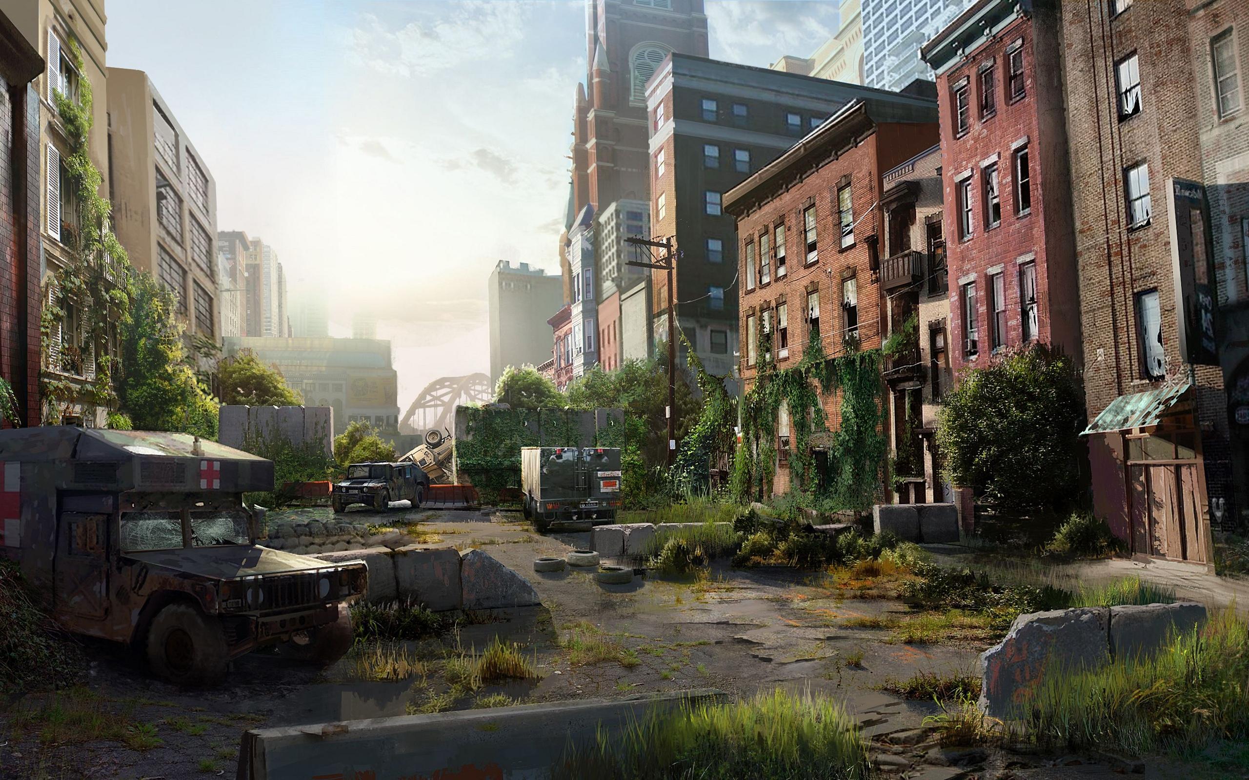The Last of Us - Post-Pandémická kráska co tu ještě nebyla. 6729