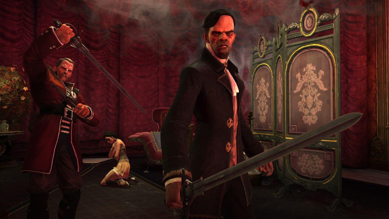Dishonored aneb cesta za pomstou. 68548
