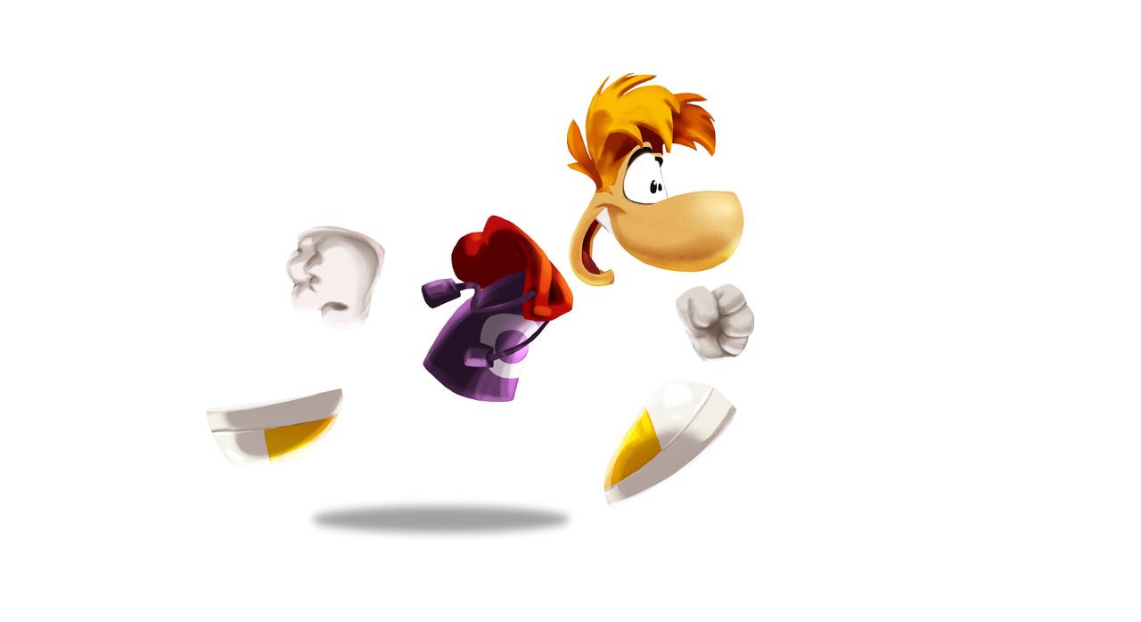 Rayman Legends 68791